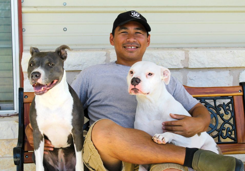 Sam Tabar | Dog trainer | Dog training Austin | Canine Behavior Solutions